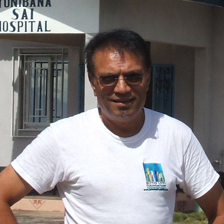Dr. Rajendra Amin
